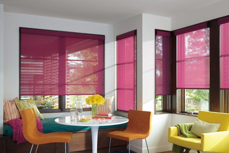 Windows Shades & Blinds | Custom Window Treatments | United Decorators