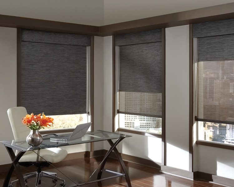 Solar shades and sunscreen shades are popular window for Motorized solar shades reviews