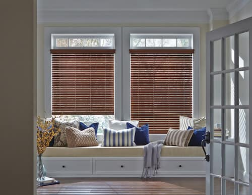 EverWood® Alternative Wood Blinds -authentic wood blinds - United Decorators Brooklyn, NY
