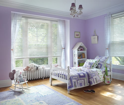 Parkland wood blinds - authentic wood blinds - United Decorators Brooklyn, NY