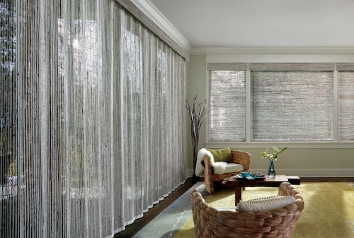 Provenance Woven Wood Shades - authentic wood blinds - United Decorators Brooklyn, NY