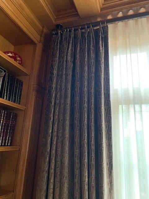 custom drapery united decorators brooklyn ny