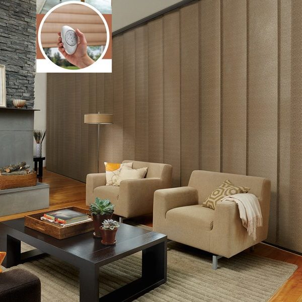Motorized Blinds - Smart Shades with Great Rebate!